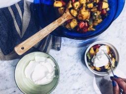 Not Your Mama's Fruit Salad