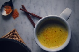 Golden Milk (aka Turmeric Latte)