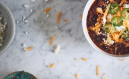 "Smoky & Spicy ""Triple Double"" Chili"